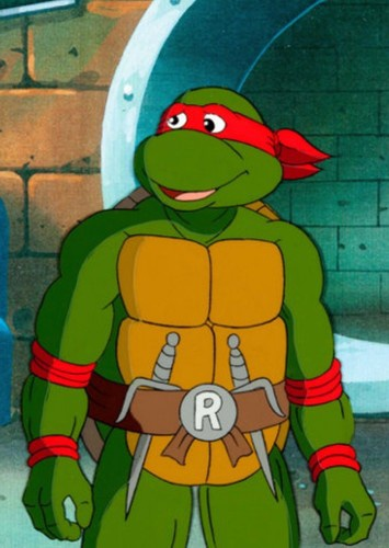 Why Does Raphael From The Ninja Turtles Have Anger Issues Quora