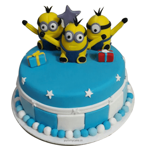 Where Can I Buy Minions Cake