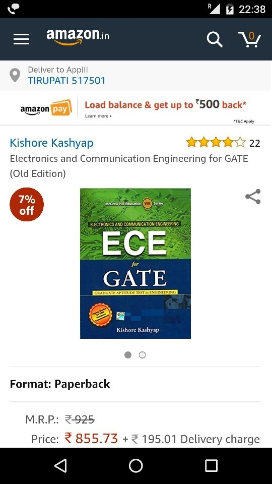 What are the books preferred for the gate ece preparation quora this book is the best one for all in one learningjust check whether any new edition of the book is released and even though it was a bit costlier fandeluxe Images
