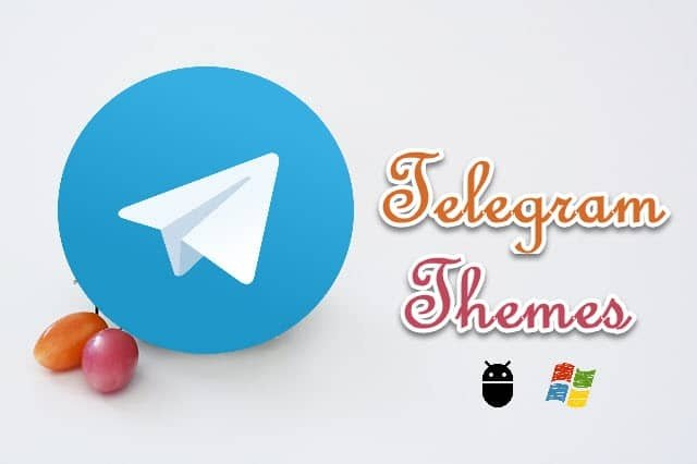 telegram themes android download