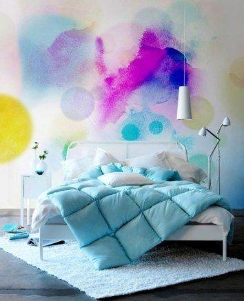 Beautiful It All Depends On Your Current Decor, And What You Personally Like. Here  Are Some Ideas On How You Can Incorporate Painted Walls Into Your Home.