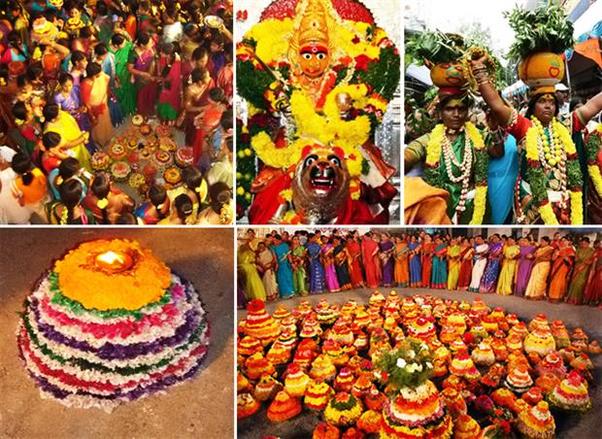 bathukamma festival essay