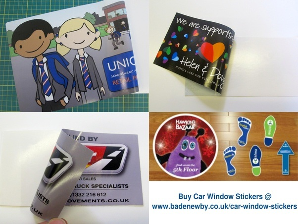 You can buy high resolution vinyl stickers from bade newby display which is located in the uk