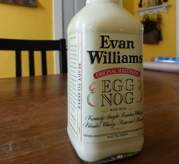Do You Like Eggnog In Your Coffee?