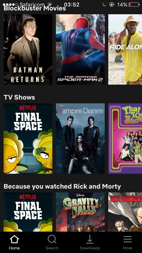 What TV channels can you get on Netflix? - Quora