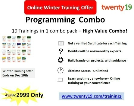 What is the best online computer scienceprogramming course quora they are also giving extra 10 discount on ocassion of new year apply the coupon code t19cl1048 fandeluxe Images