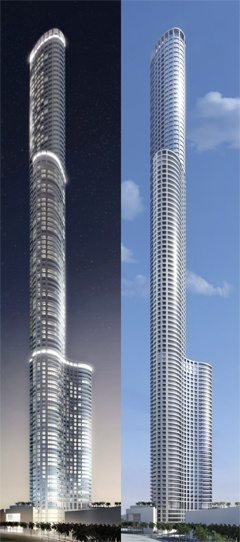 What Is The Tallest Building In India Where Is It Located