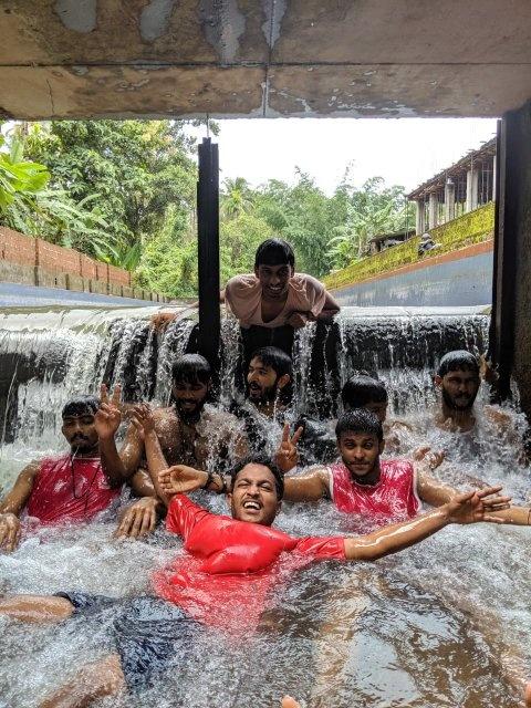 How will you feel when it rains? How will you enjoy the rainy season