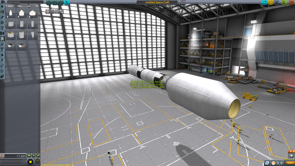 If you could add 5 features to the Kerbal Space Program, what would