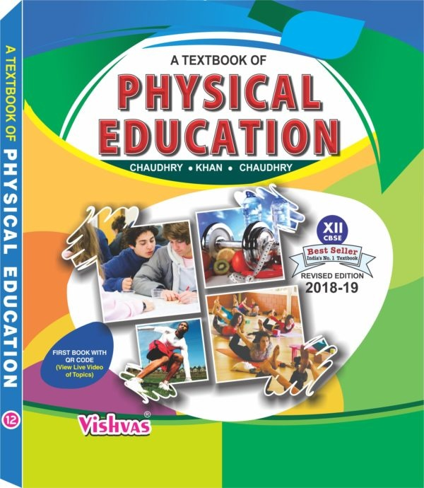 Cbse Physical Education Book