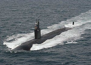 Is a submarine faster than a ship? - Quora