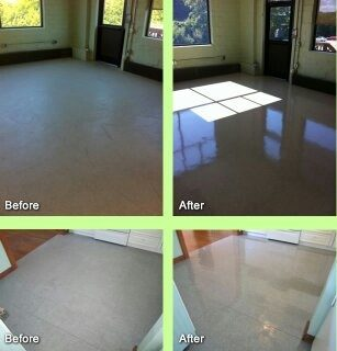How to restore the shine of floor tiles - Quora