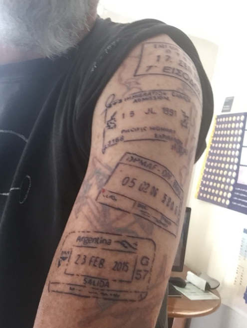 0193f8d90 What is the meaning behind your favorite tattoo? - Quora