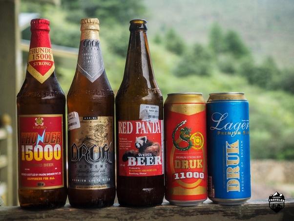 What Are The Best Beer Brands In Bhutan Quora