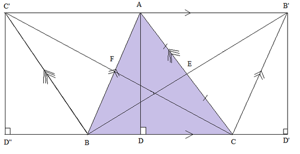 In The Diagram Below Triangle Abc Manual Guide