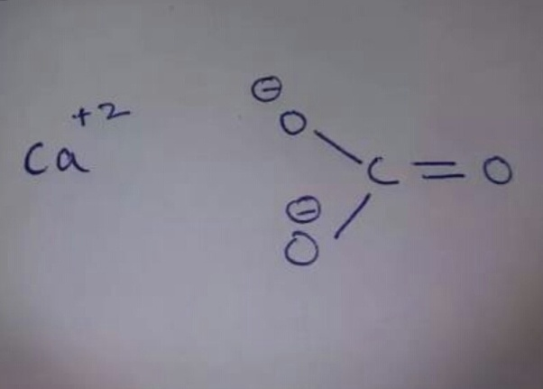 what is the lewis dot structure of caco3 compoud? quora Fe Dot Diagram 666 views � view 2 upvoters