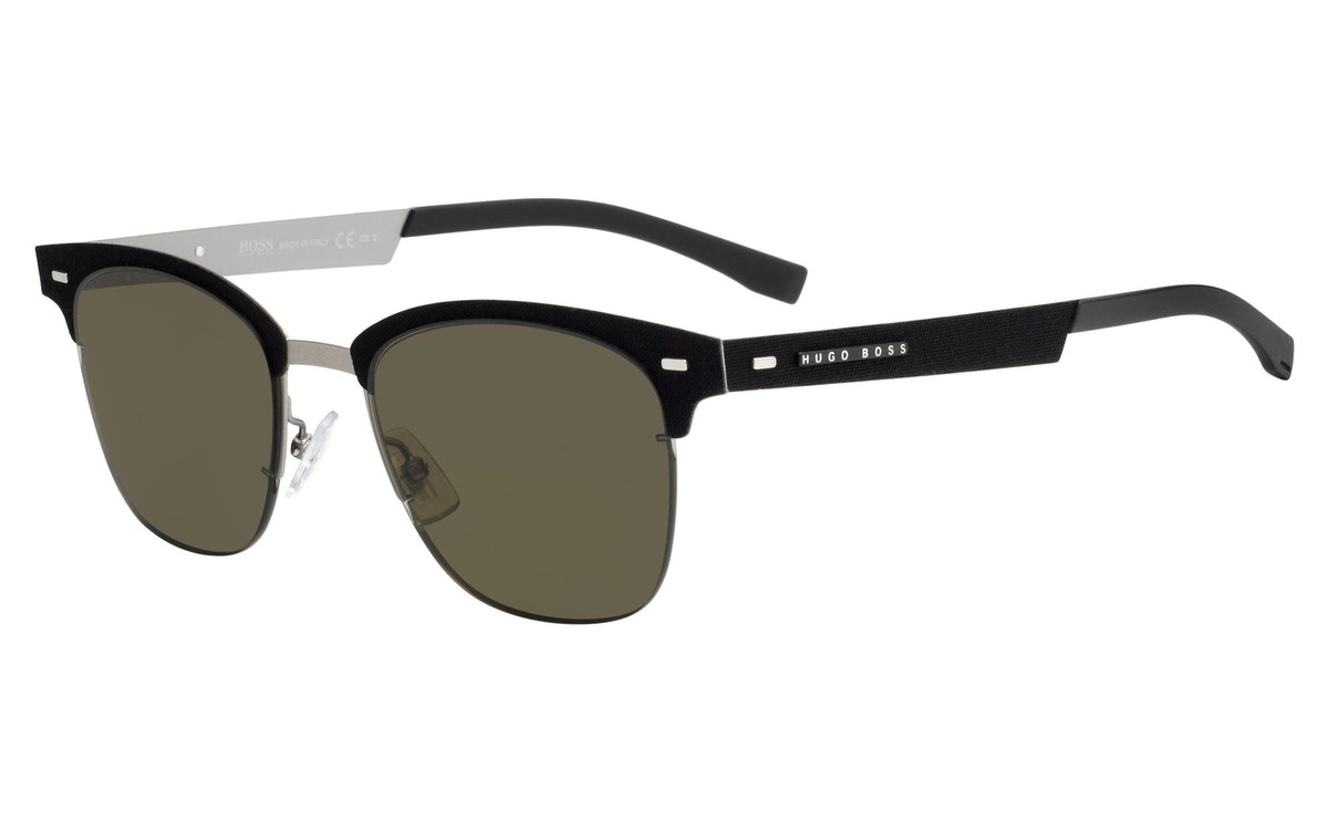 3bd46b524d1 ... sunglasses reflecting unique style with the double bridge craft features  riveted hinges offering lightweight durability and opal acetate spoilers.