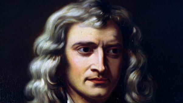 Wer War Isaac Newton