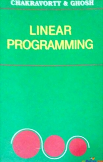 LINEAR PROGRAMMING - UCLA