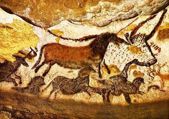 Caveman Art : What was the purpose of cave paintings? why did men paint