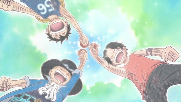 Which One Piece Scene Hit You In The Feels Quora