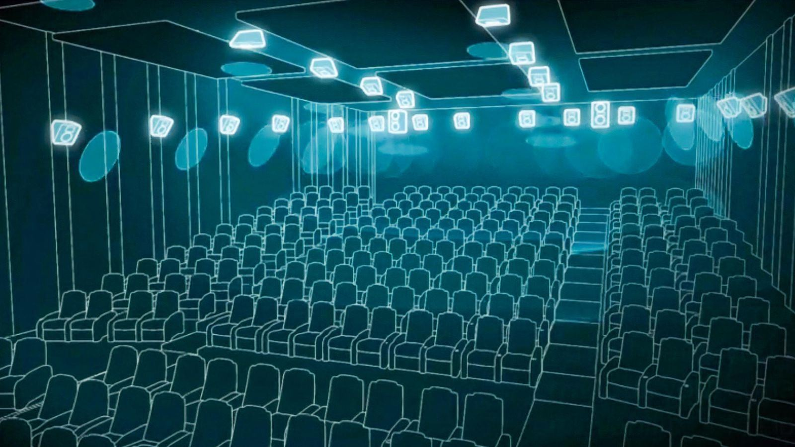 Is there any 4D sound enabled theatre in Hyderabad for the movie 2 0