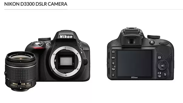 What is the cheapest DSLR in India? - Quora