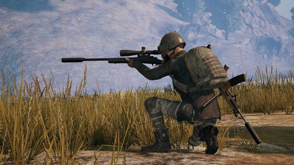 Pubg Awm Wallpaper 4k: What Is Your Preferred Load-out In Player Unknown's
