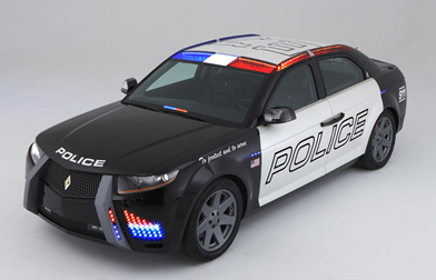 Are police cars faster than normal cars? - Quora