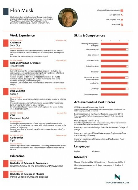 this is by far the most interesting resume i came across not only it contains achievements that a normal person would take three to four lifetimes to