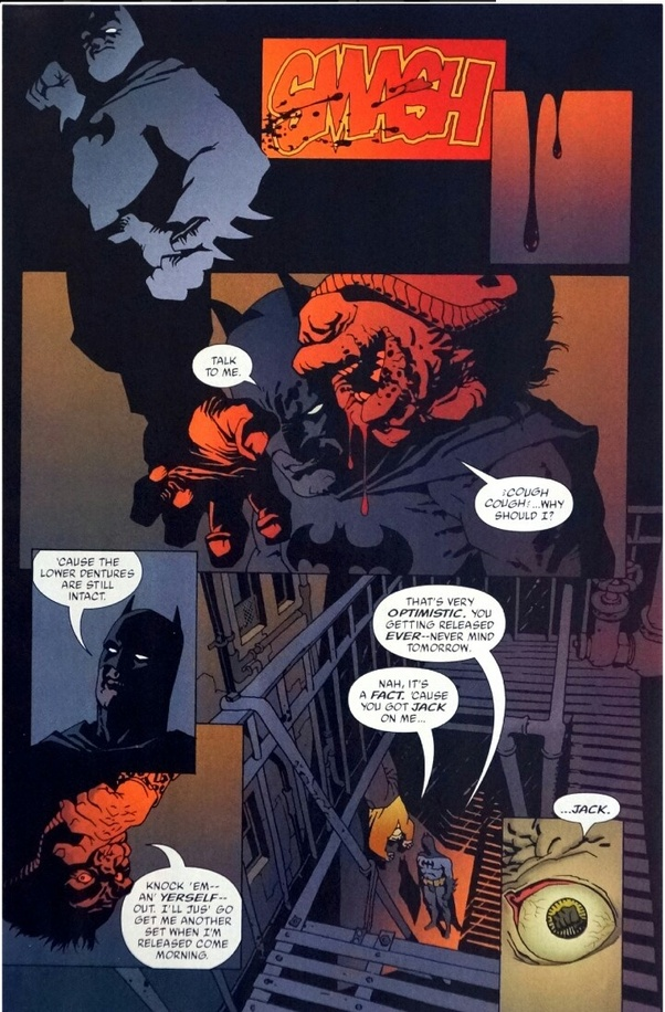 What are some of the most badass moments in comic book