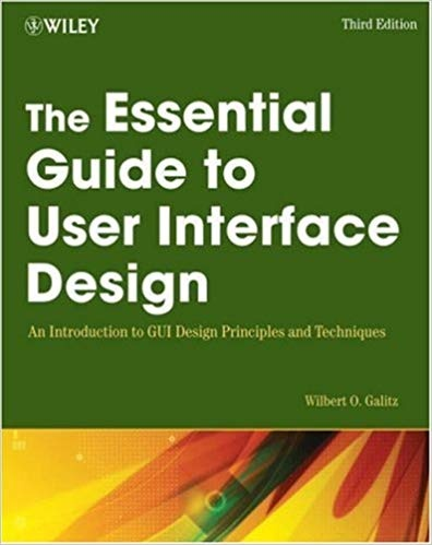 What Are The Best Books On User Interface Design Quora