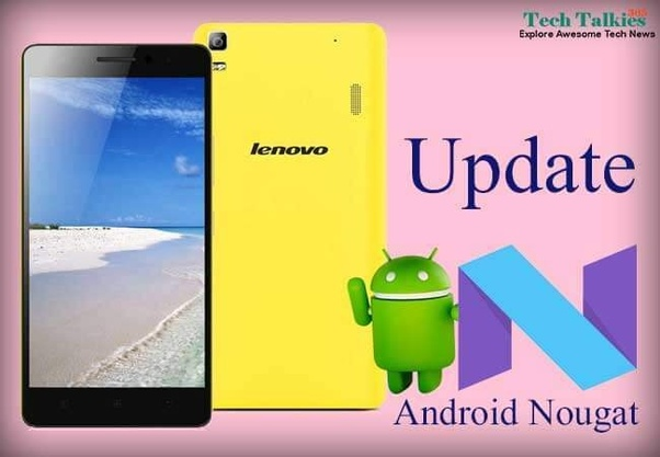 When will Lenovo K3 Note get the Android 7 upgrade? - Quora