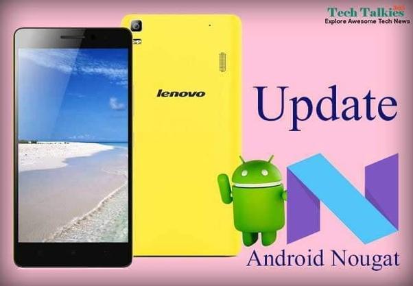 Lenovo K3 Note Restore Code — TTCT