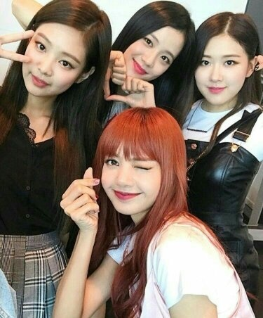 Who is the famous member of Blackpink since they debuted
