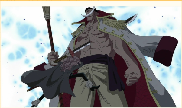 4e1680e3f4e2a Squard to make up for what he did to Whitebeard planned to take on the  marines alone and die there. Whitebeard stops his paddle ship with a single  ...