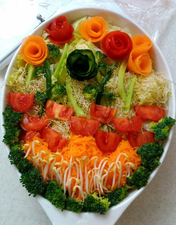 Is eating salad every day to lose weight effective? - Quora