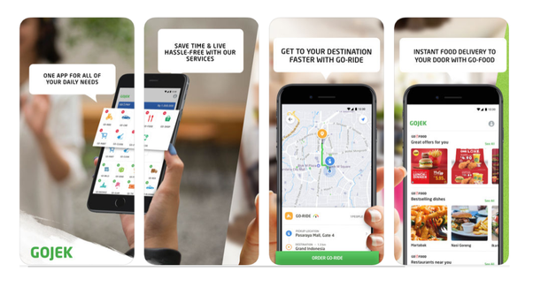 Which is better, developing an app like GoJek from the start