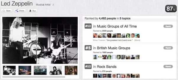 What are the top 10 British Bands of all time? - Quora