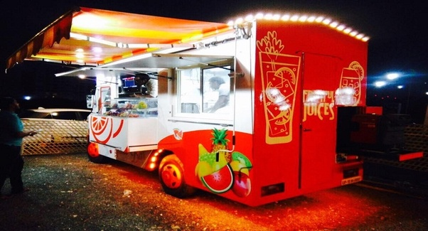 How To Start A Food Truck Business In India Quora
