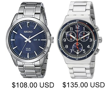 Why Are Swatch Watches More Expensive Than Seiko Quora