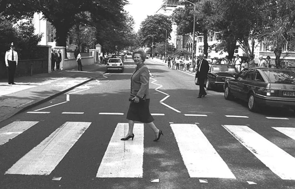 What Is So Special About The Beatles Crossing Abbey Road
