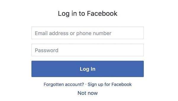 Can I Login To Instagram With My Facebook Account Quora