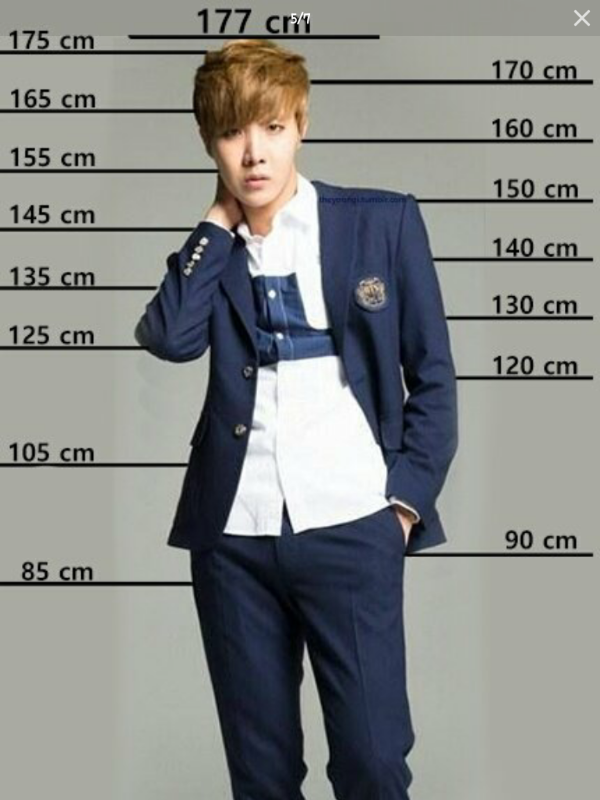 How tall are members of BTS? What are the BTS members