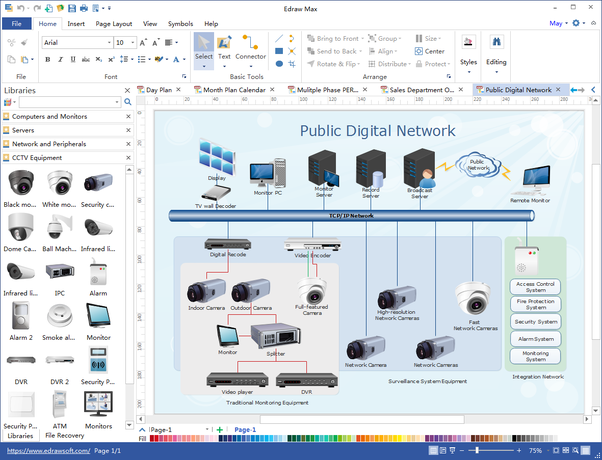 which visio alternative for os x would you recommend for