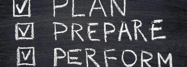 Key Preparation Tips