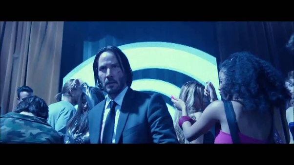 What singer and band were in the club scene in John Wick? - Quora