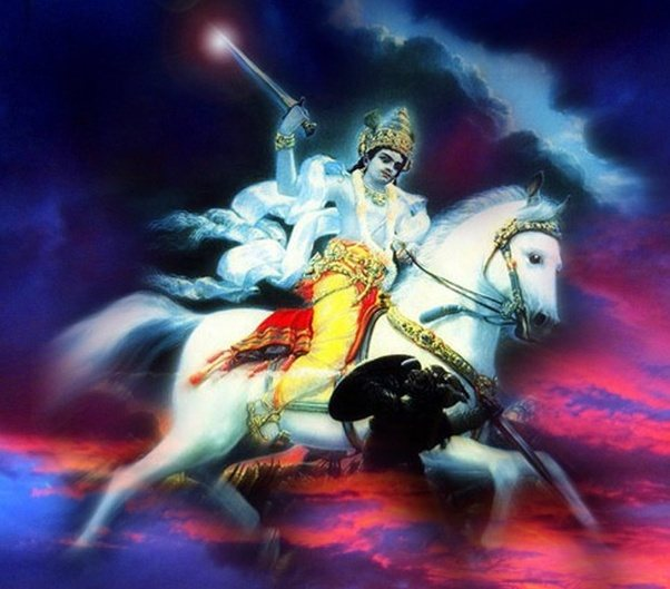 Would You Like To See Kalki, The 10th Avatar Of Lord