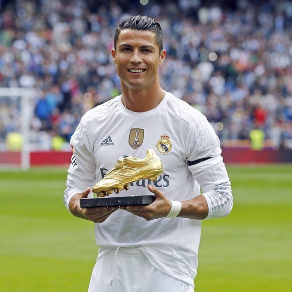 What is the number of hat tricks that Cristiano has scored in his ... 09d8c535cae