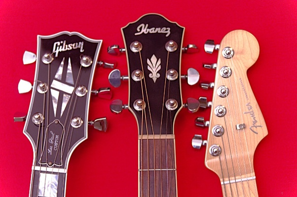 what is the difference between ibanez fender and gibson electric guitars don 39 t they all sound. Black Bedroom Furniture Sets. Home Design Ideas